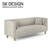 OM Triple sofa Tribeca ST 175