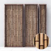 Bamboo Branch Frame