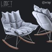 Кресло LoftDesigne 3777 model
