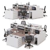 Office workspace LAS LOGIC (v13)
