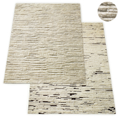 Morse Hand-Knotted Wool Rug RH Collection