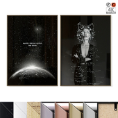 "Poster Set ""Stars"""