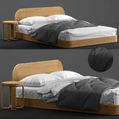 Ia rattan bed