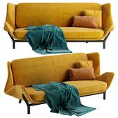 Ligne roset clam sofa