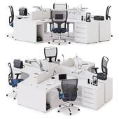 Office workspace LAS LOGIC (v14)