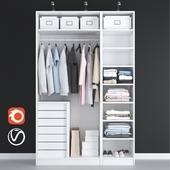 IKEA PAX wardrobe | wardrobe IKEA PAX