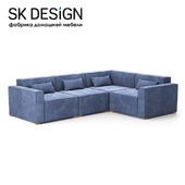 OM Modular sofa Cubus
