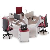 Office workspace LAS LOGIC (v15)