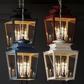 Ballard Designs Piedmont 4-Light Lantern