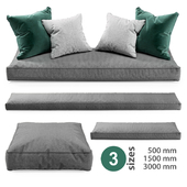 Seat Pillows Set 2