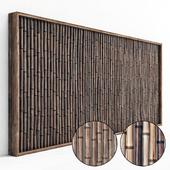 Bamboo decor Big frame Final