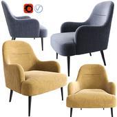 Nuevo lounge chair