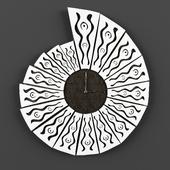 """Wall Clock """"Shell"""""""