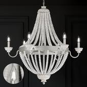 Ballard Designs Angela 6-Light Chandelier