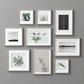 Picture Frames Set-107