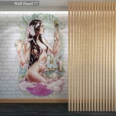 Wall Panel 77