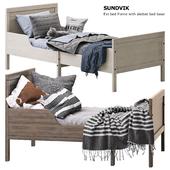 children bed SUNDVIK IKEA /  детская кровать СУНДВИК ИКЕА