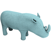 rhino puff for children