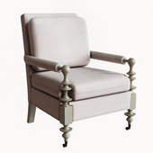Marne Spindle Chair Serenity