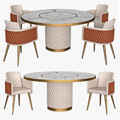 Table and Amet Chair Reflex