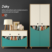 Furniture for children's RobbyFox Jaky series