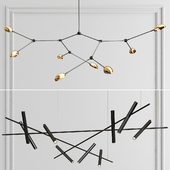 Drop & Kreon Esprit Chandelier