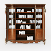 Arve Style Luigi_XXI two-door bookcase