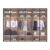 Dressing room Poliform EGO, 2