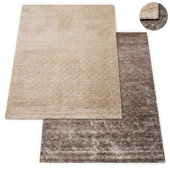 Scallop Handwoven Rug RH Collection