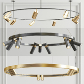 Suspension Brand Ring Light - 3 type