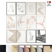 Abstract Posters Set 17