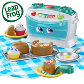 LEAPFROG Developing interactive oven. Oven NUMBER LOVIN 'OVEN