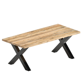 Barnwood dining table - Amsterdam Oldwood
