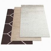 Three AMINI Carpets - 1-53