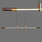 Pendant lamp LINE By d'Armes