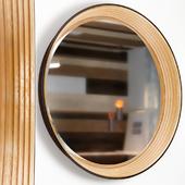 Зеркало настенное Jonathan Charles Fine Furniture JC Modern - Luxe Collection 494462-GIL