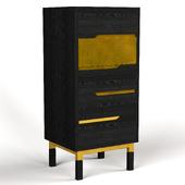 Комод Jonathan Charles Fine Furniture JC Modern - Fusion Collection 500231-ENO