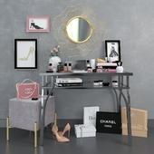Vanity Table Decor Set