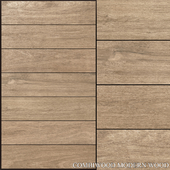 Azulev Sanchis Combiwood Modern Wood