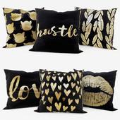 Decorative Pillows set 6