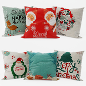 Decorative Pillows set 9