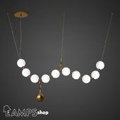Beads Chandelier v2