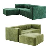 Eave Modular Sofa option 02