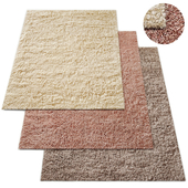 Super Shag Handwoven Wool Rug RH Collection