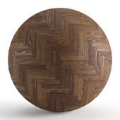 Seamless texture of solid oak parquet. PBR