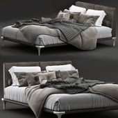 Poliform Park Uno Bed B