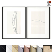 Abstract Pair Posters 07