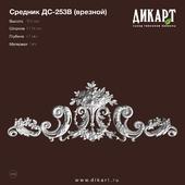 www.dikart.ru Дс-253В 399x1114x47mm 21.8.2019