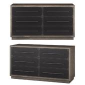 Colbin Wide Dresser RH
