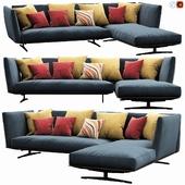 Flexform Evergreen Chaise Lounge 2